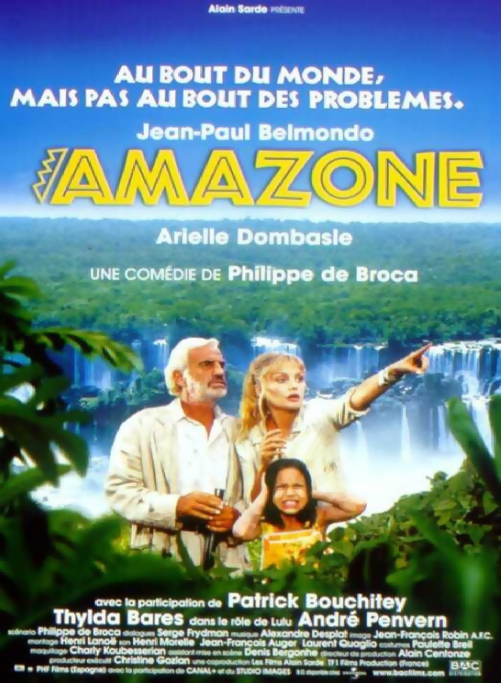 Résultats de recherche d'images pour «jean-paul belmondo Philippe de Broca amazone»