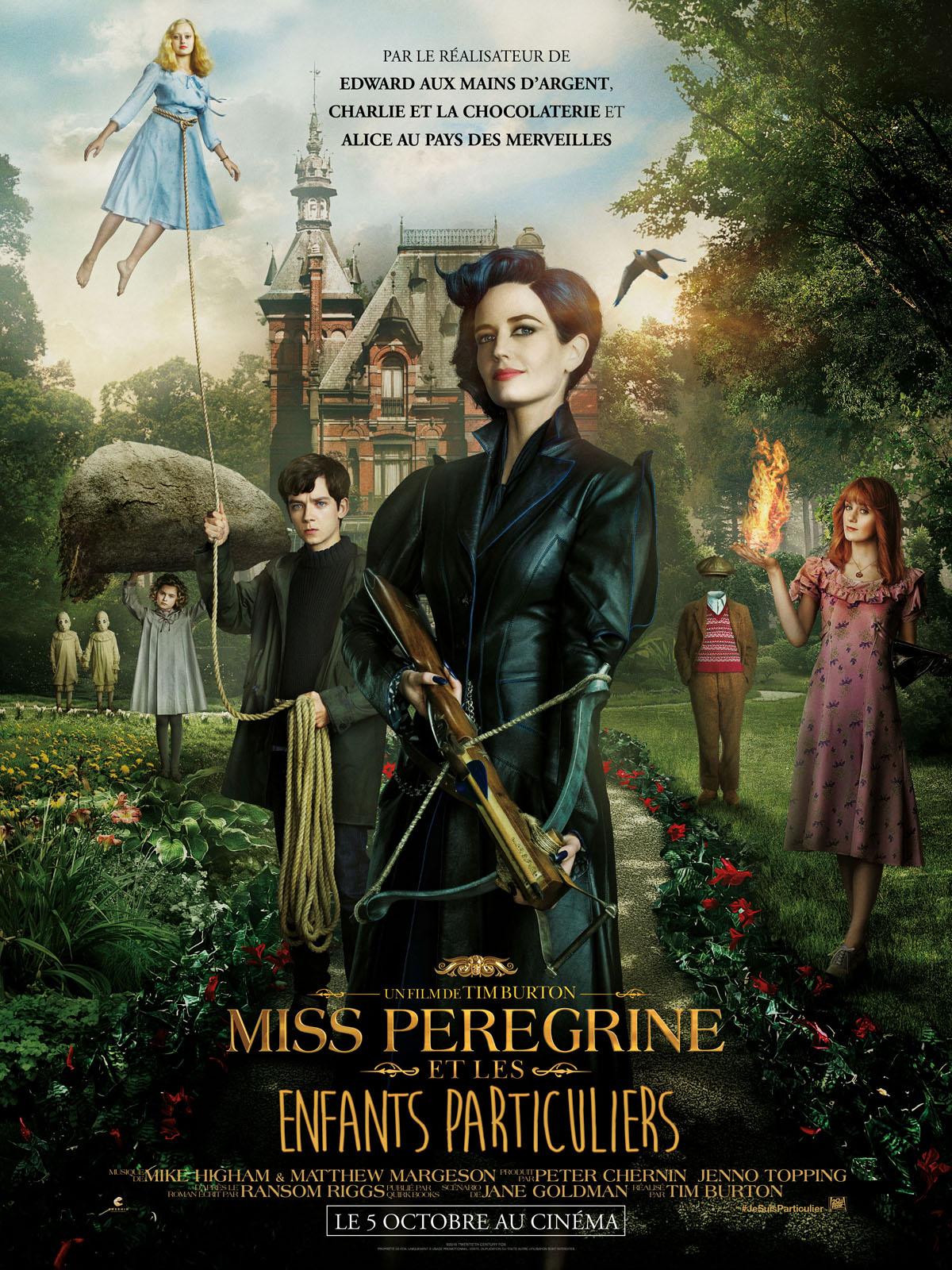 Film Avec De La Magie : magie, Peregrine, Enfants, Particuliers, AlloCiné