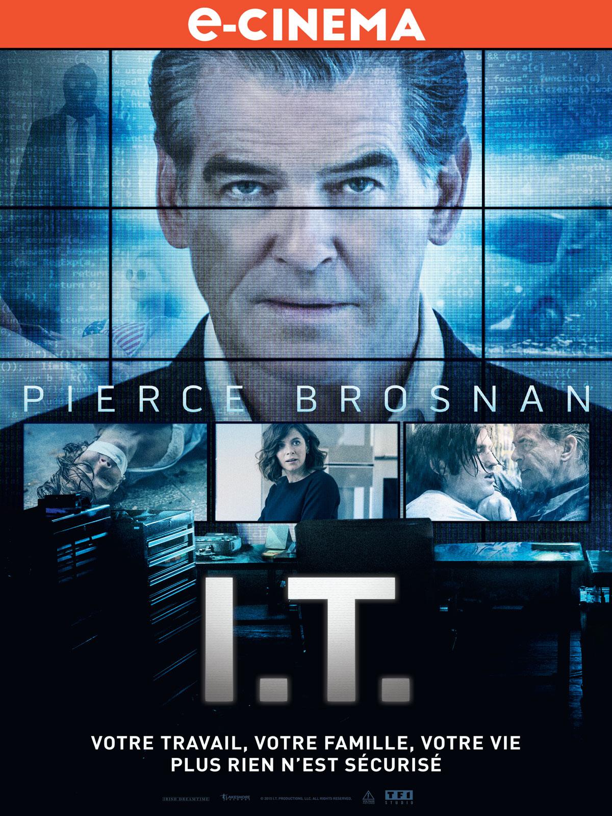Film Avec Pierce Brosnan : pierce, brosnan, Achat, AlloCiné