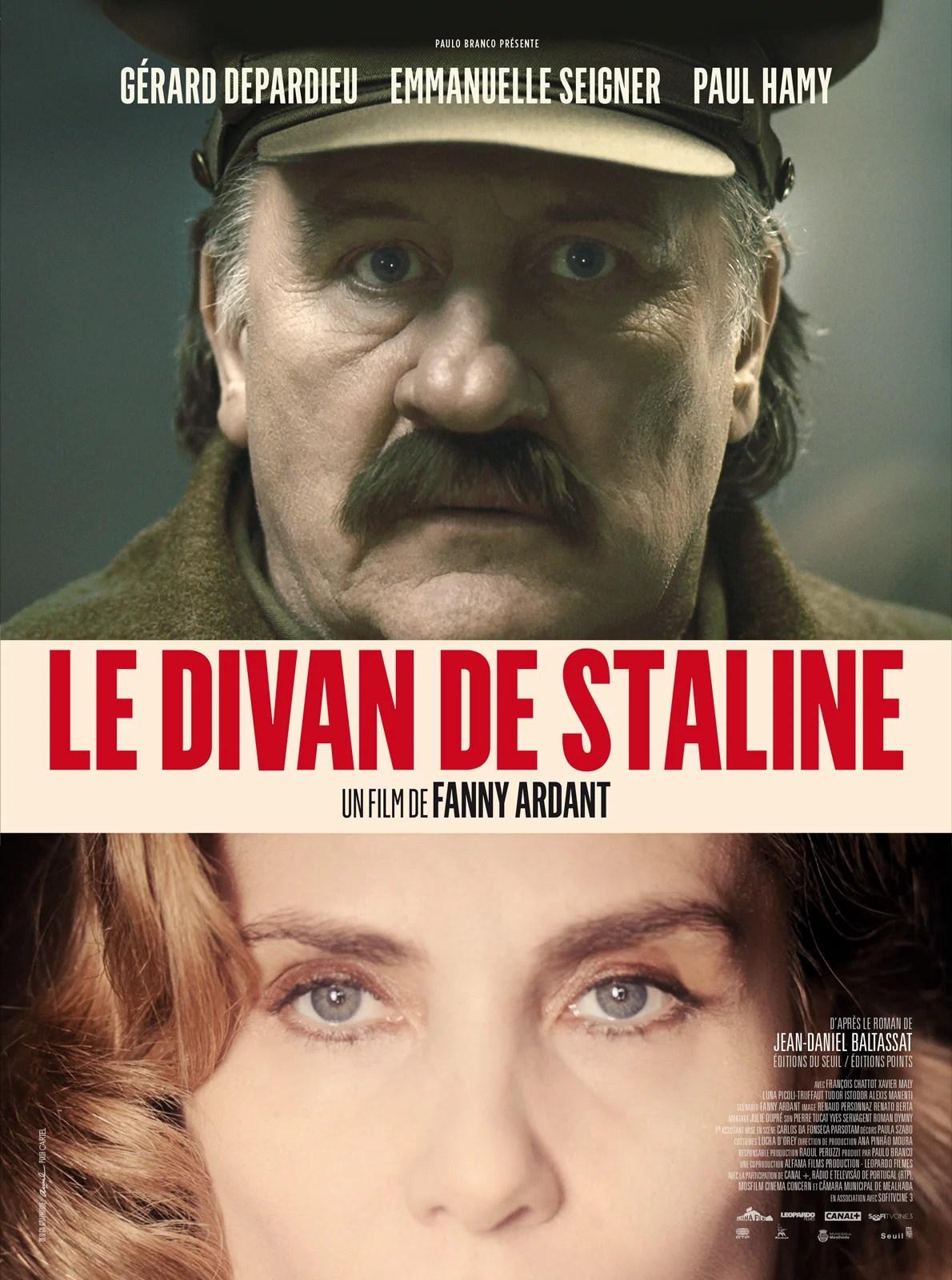 Le Divan de Staline
