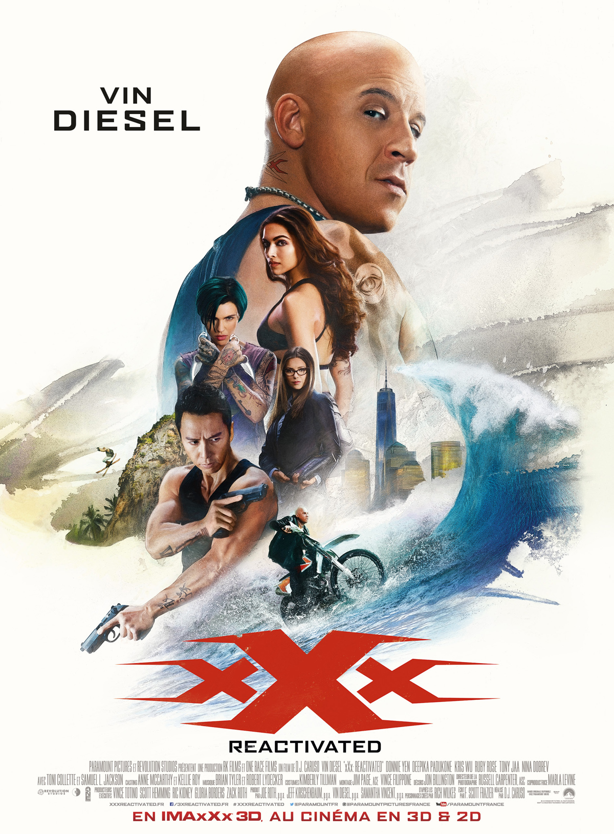 xXx : Reactivated Truefrench BDRiP