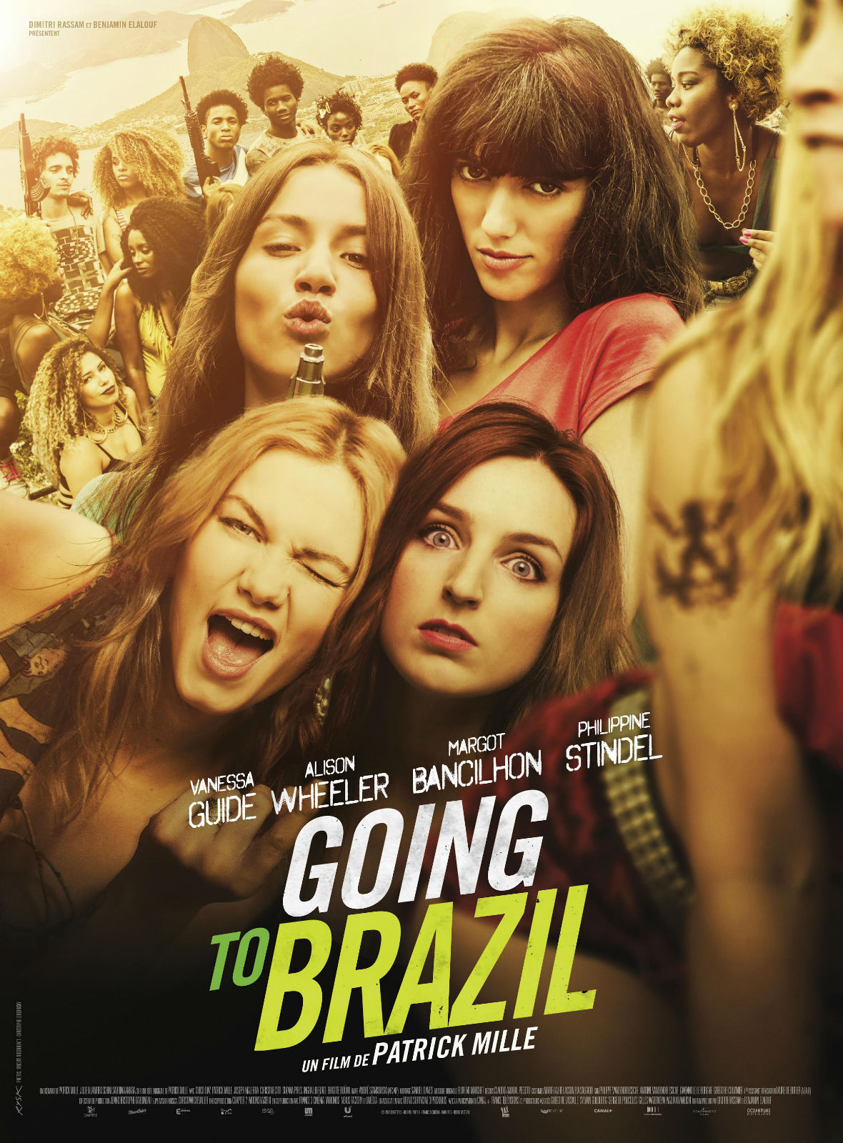 Going To Brazil Français HDRiP