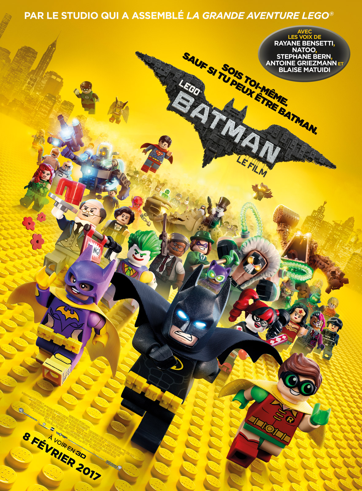 Lego Batman, Le Film Français HDRiP