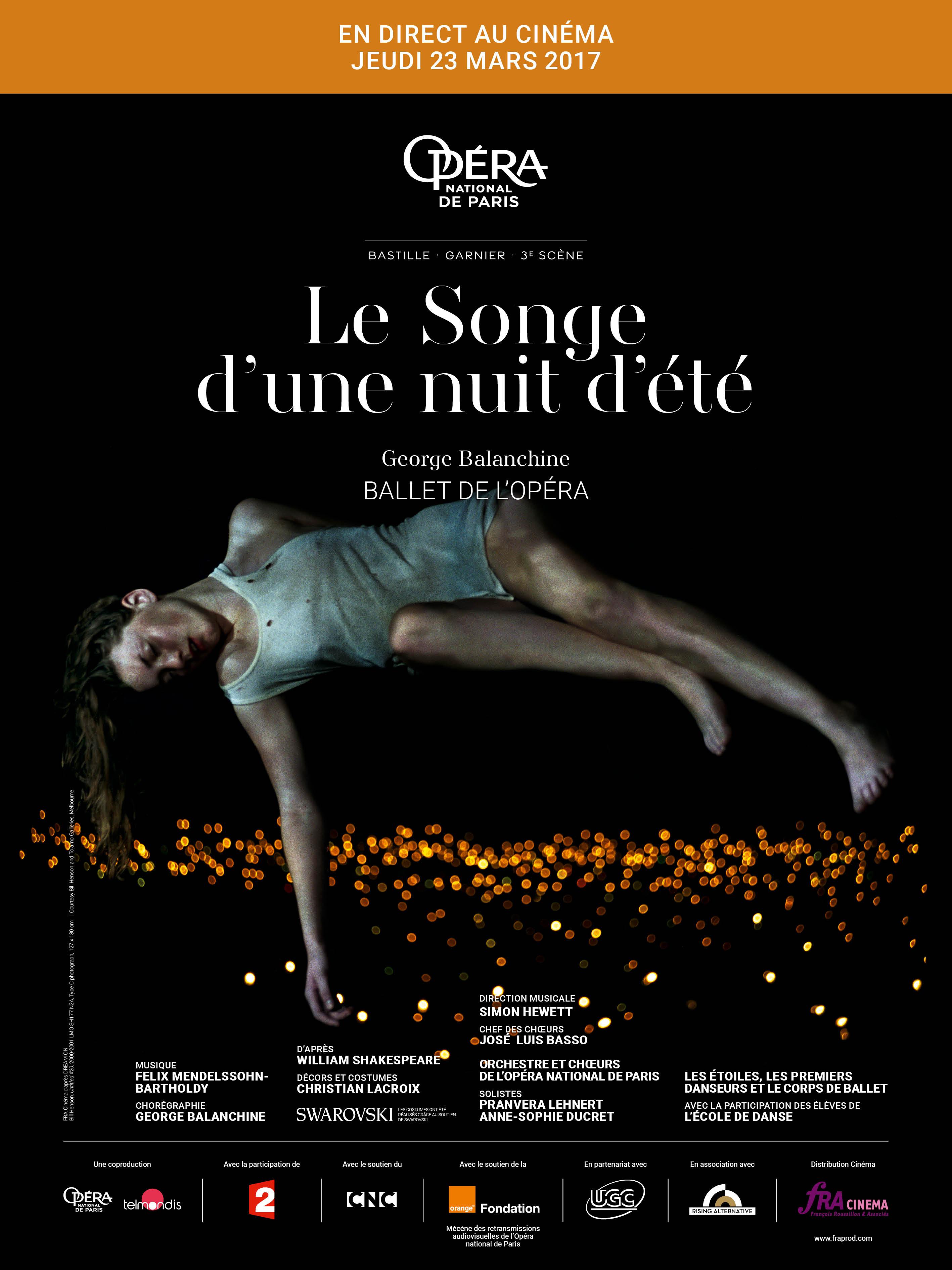 Le Songe D Une Nuit D été Film : songe, été, Songe, D'une, D'été, L'OPERA-FRA, CINEMA), AlloCiné