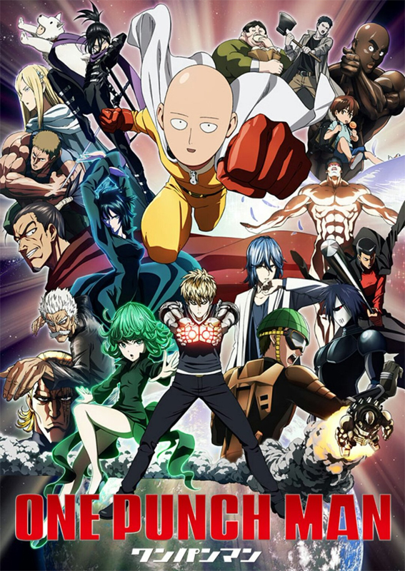 Classement Heros One Punch Man : classement, heros, punch, Critiques, Série, Punch, AlloCiné