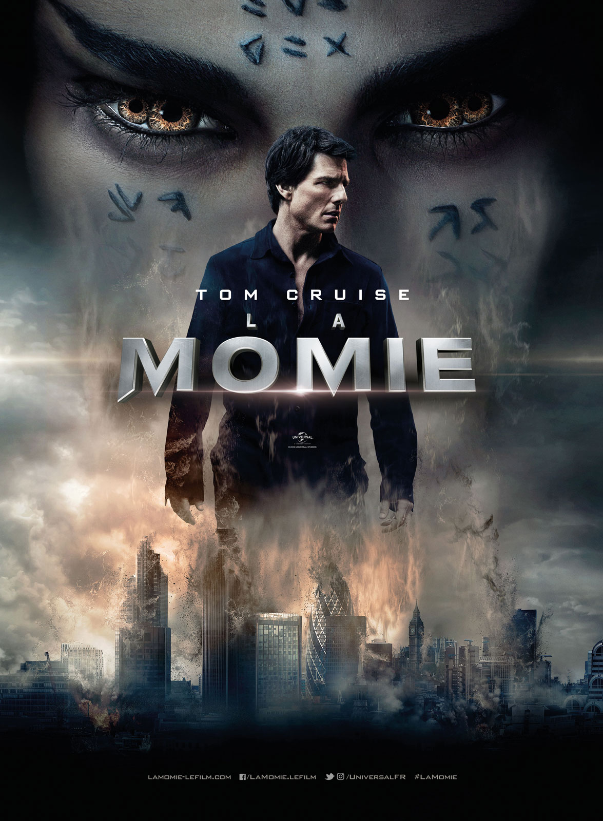 La Momie Français HDRiP