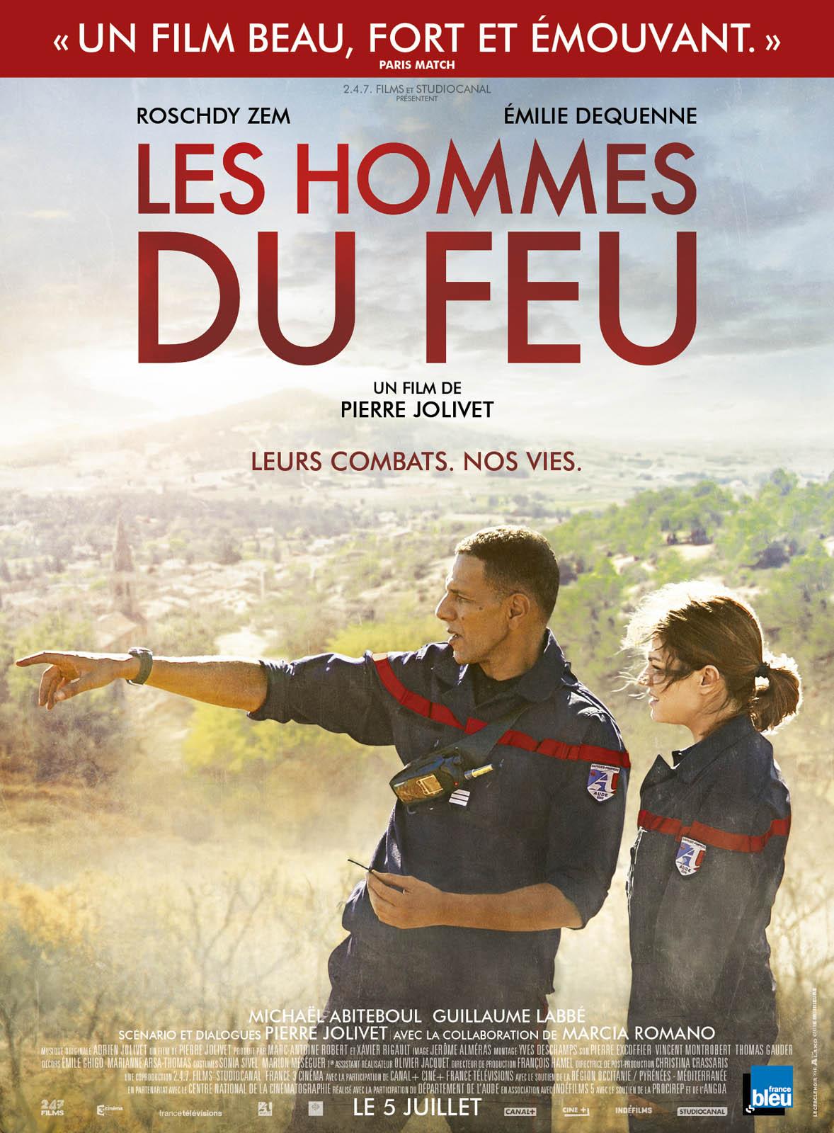 Les Hommes du feu Français BDRiP