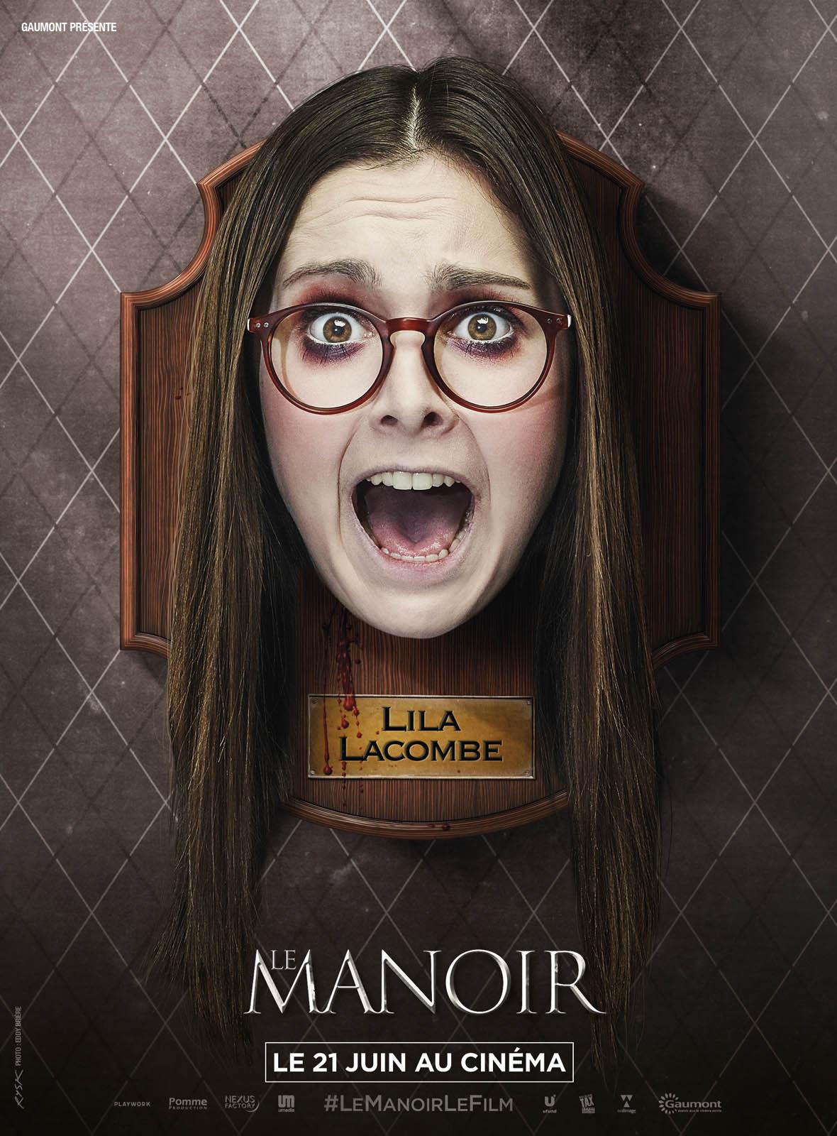 Le Manoir Bande Annonce : manoir, bande, annonce, Affiche, Manoir, Photo, AlloCiné