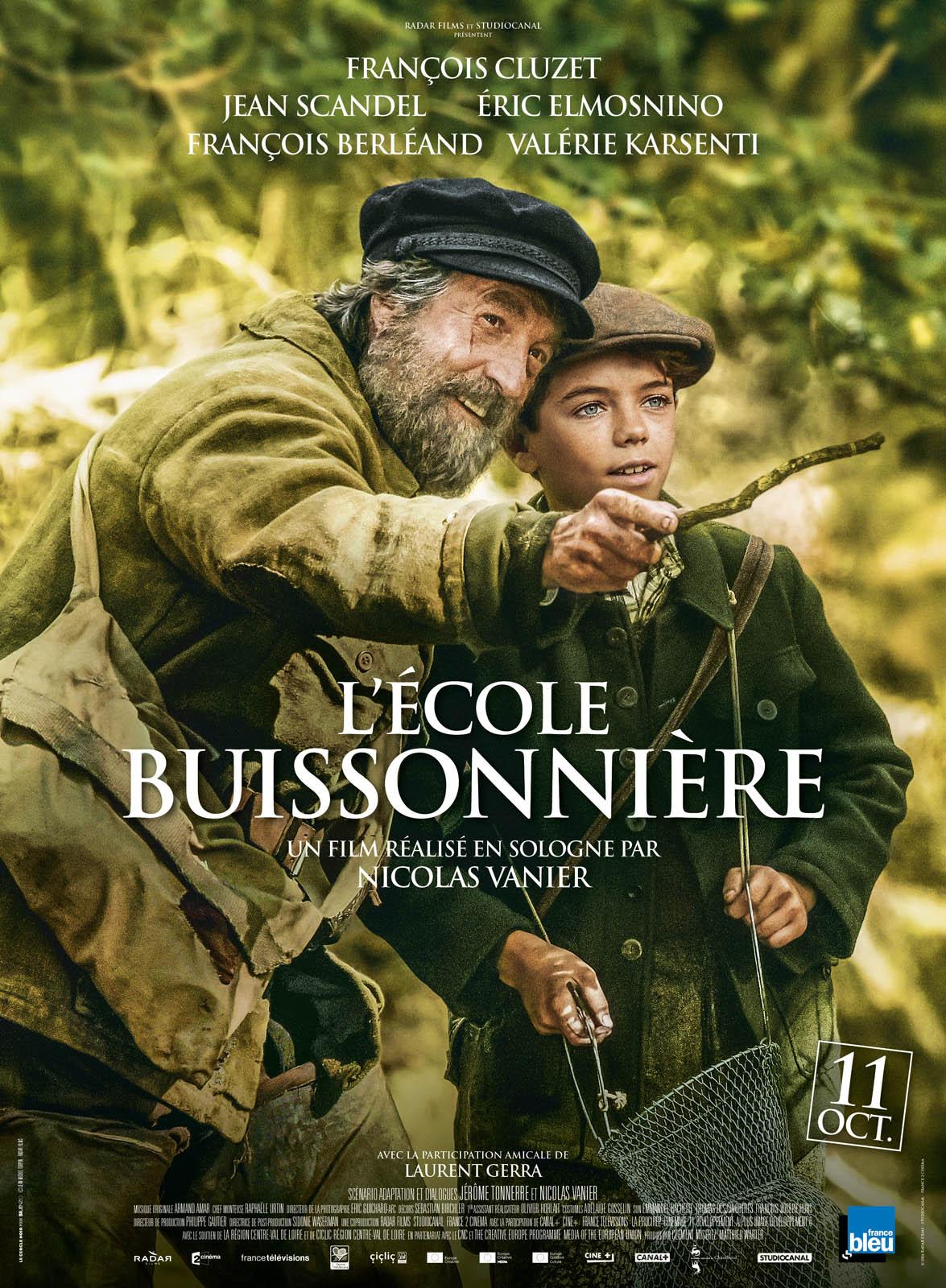 L'Ecole buissonnière Français BDRiP