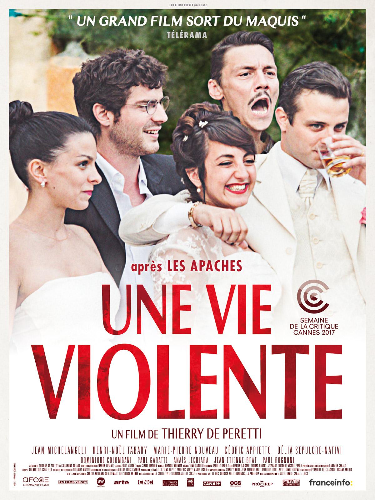 Une Vie Violente Français HDRiP