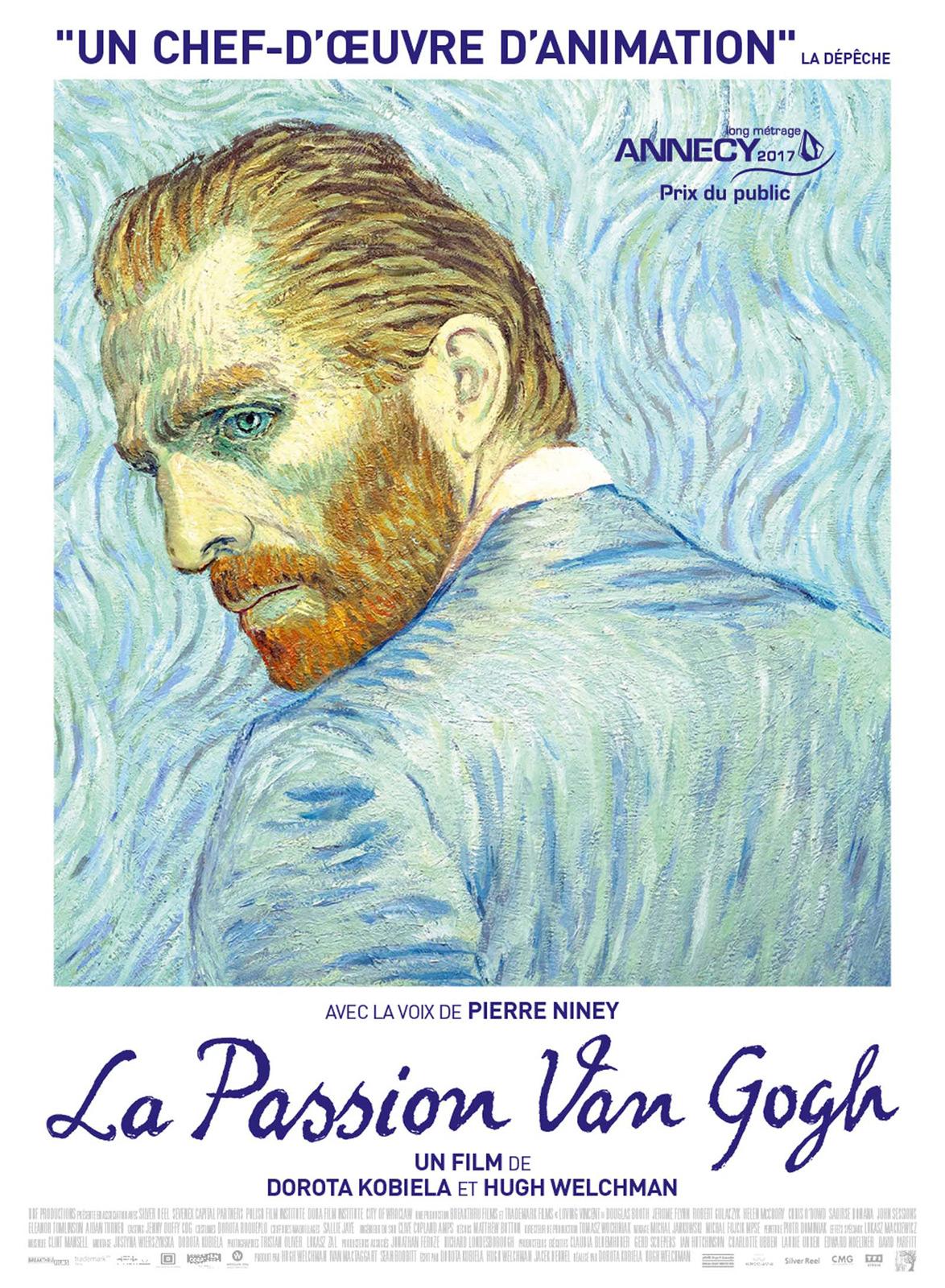La Passion Van Gogh Français BDRiP