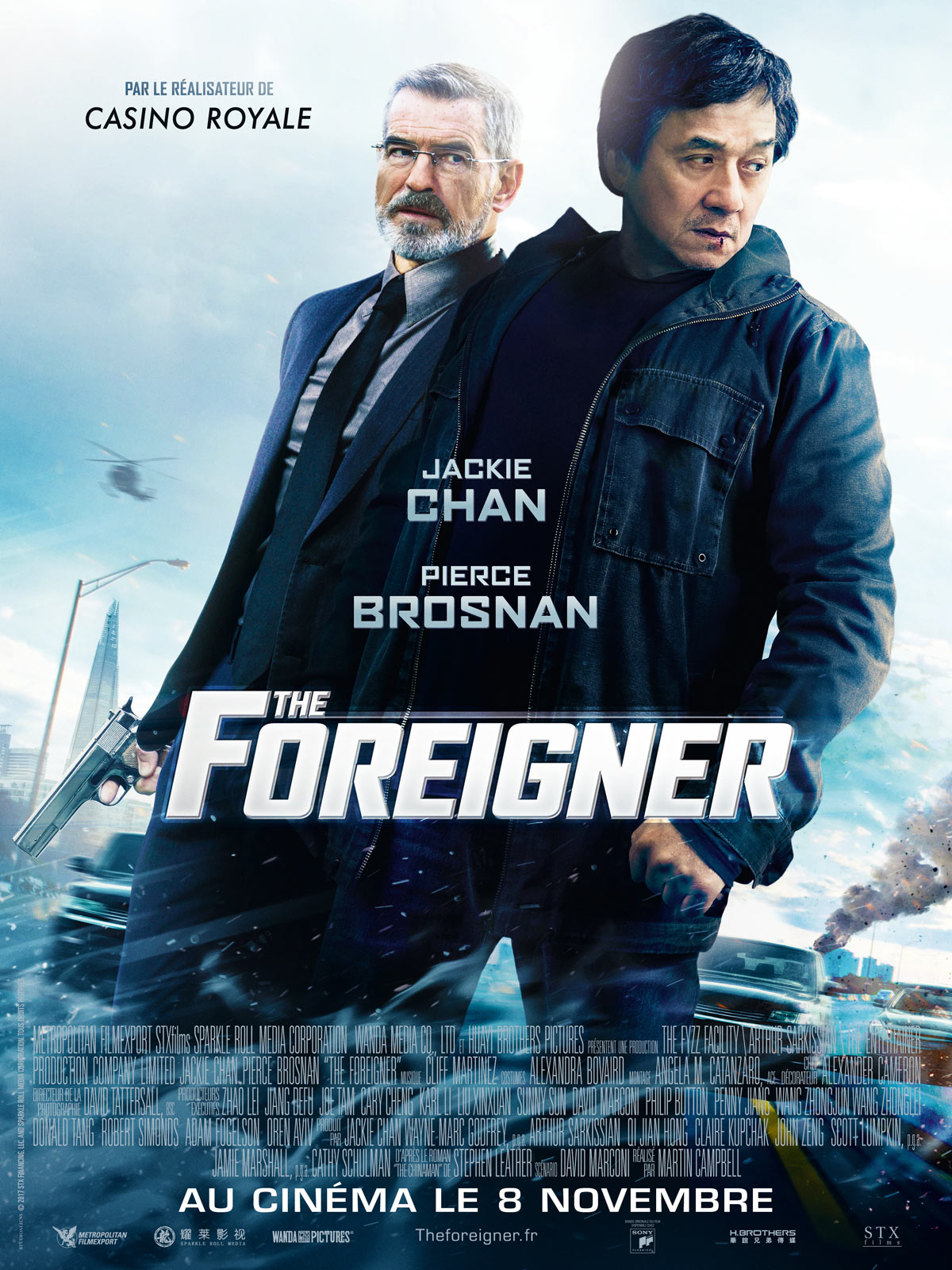 The Foreigner Français BDRiP