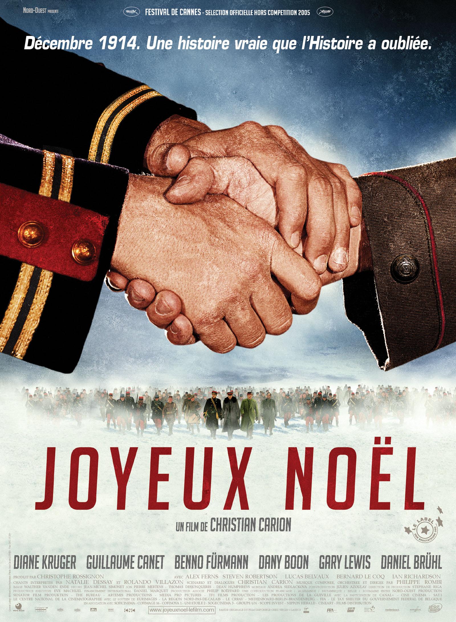 La Treve De Noel Film : treve, Joyeux, Noël, AlloCiné