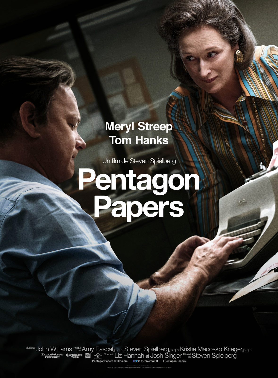 Pentagon Papers VOSTFR DVDSCR