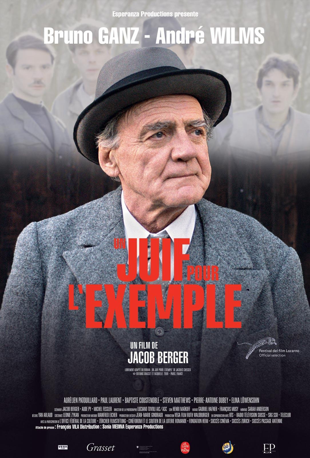 Un Juif Pour L Exemple : exemple, L'Exemple, AlloCiné