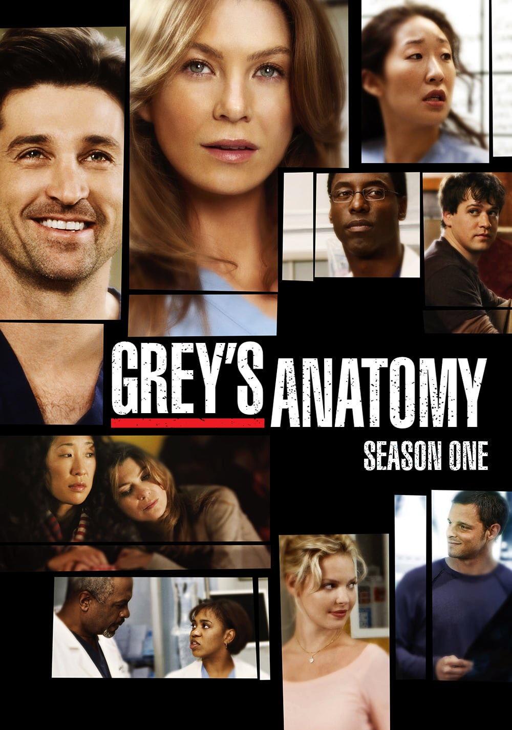 Grey's Anatomy Streaming Saison 1 : grey's, anatomy, streaming, saison, Grey's, Anatomy, Saison, AlloCiné