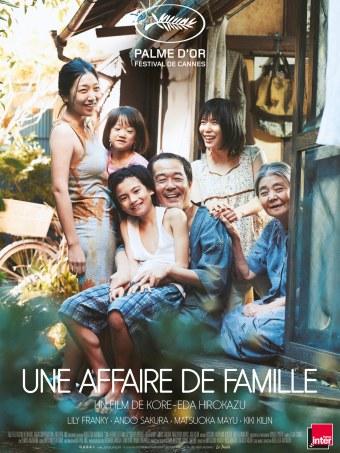 Une Affaire de famille - film 2018 - AlloCiné
