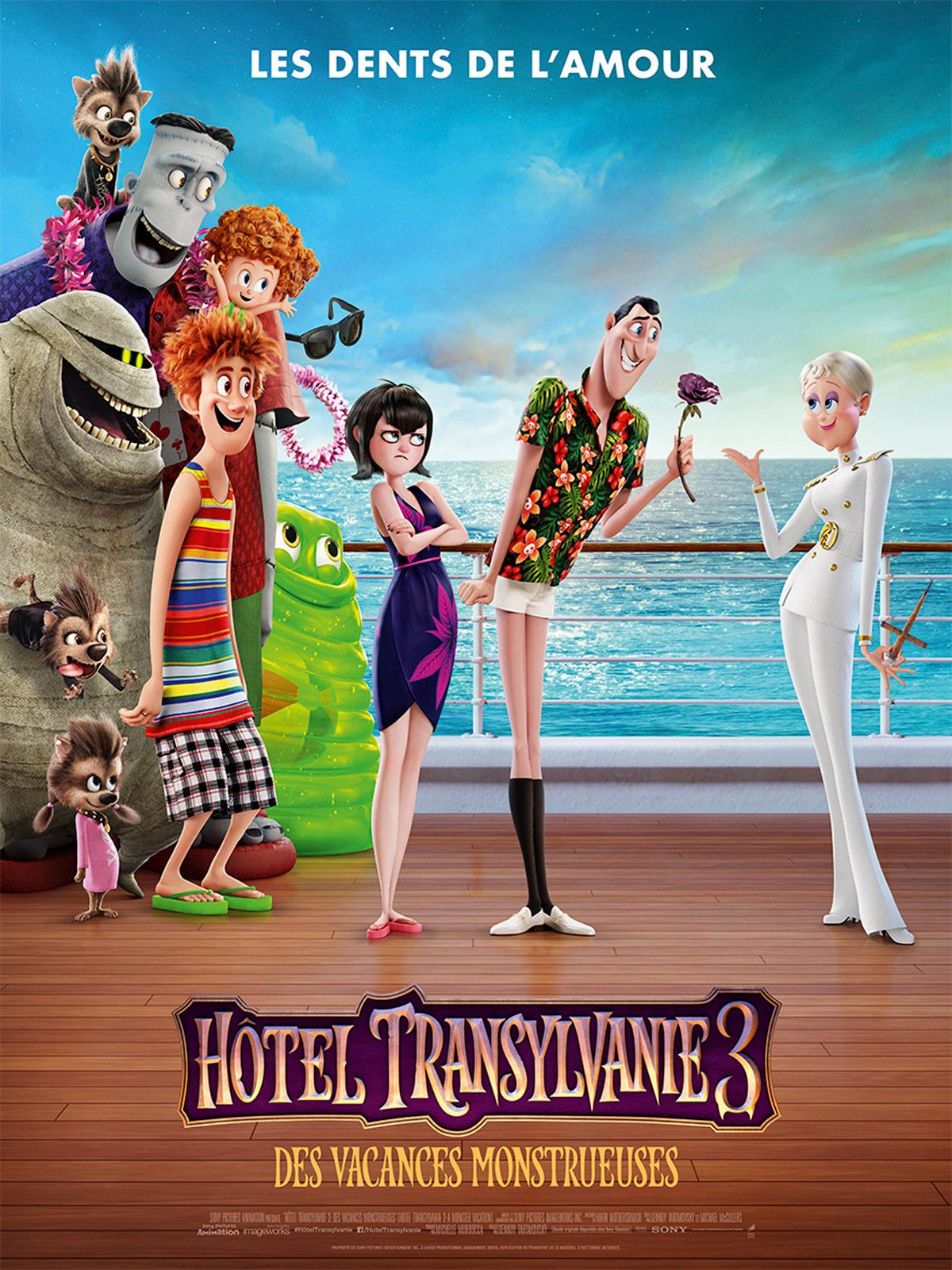 Hotel Transylvanie 3 Streaming : hotel, transylvanie, streaming, Achat, Hôtel, Transylvanie, Vacances, Monstrueuses, AlloCiné