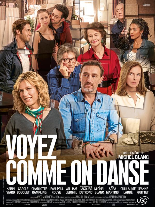 Voyez Comme On Danse Avis : voyez, comme, danse, Critique, Voyez, Comme, Danse, AlloCiné