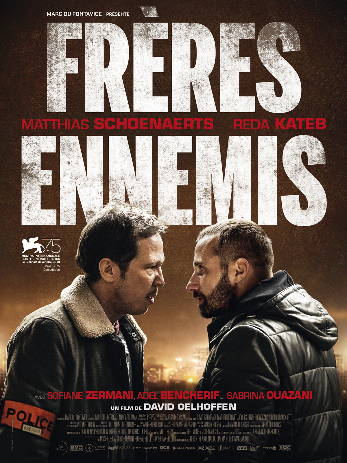 Film Trafic De Drogue Francais : trafic, drogue, francais, Dernières, Critiques, Frères, Ennemis, AlloCiné
