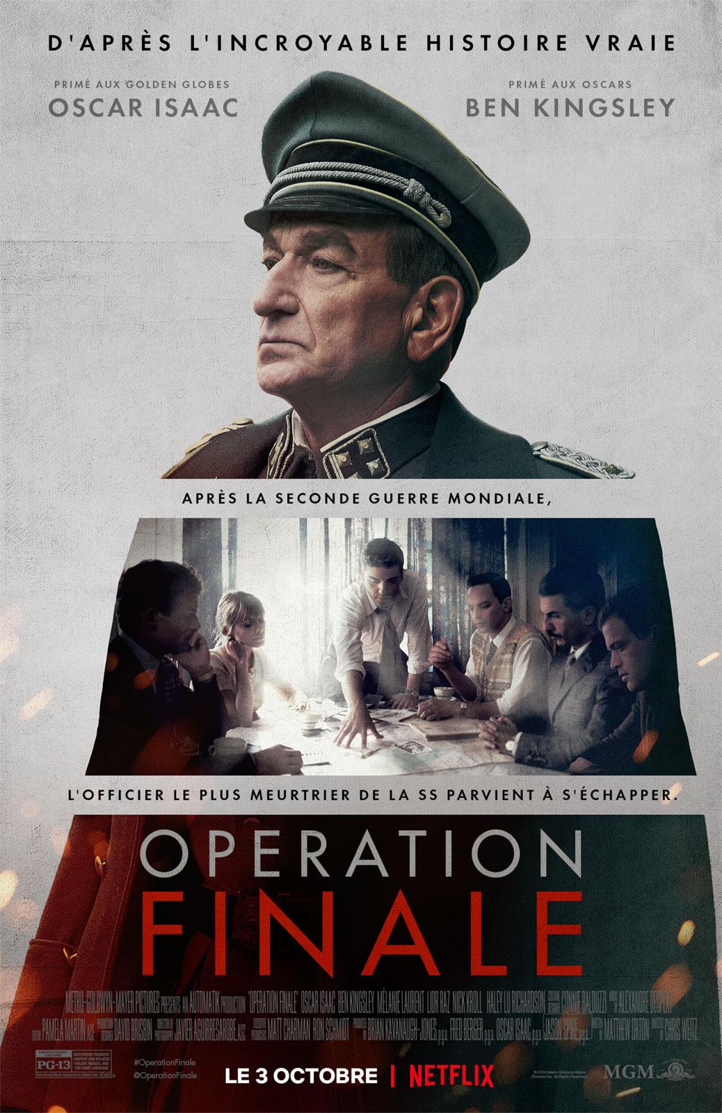 Film Sur La Seconde Guerre Mondiale : seconde, guerre, mondiale, Operation, Finale, AlloCiné