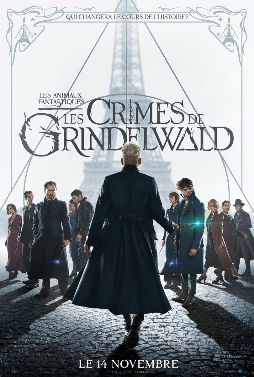 Les Animaux Fantastiques Les Crimes De Grindelwald : animaux, fantastiques, crimes, grindelwald, Achat, Animaux, Fantastiques, Crimes, Grindelwald, AlloCiné