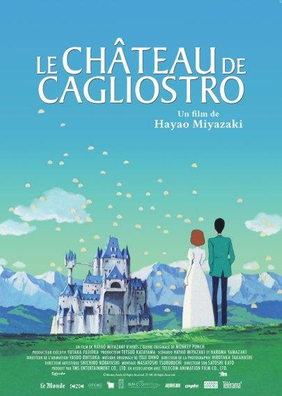 Le Château de Cagliostro - film 1979 - AlloCiné