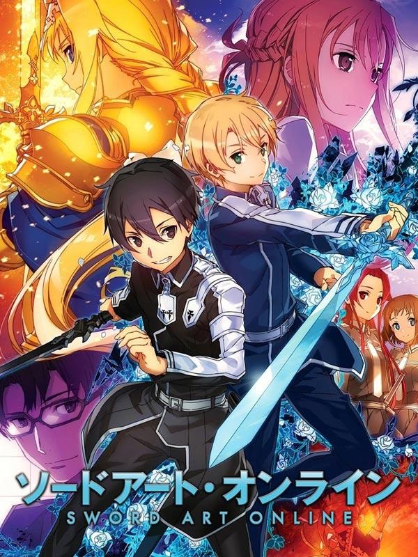Sword Art Online Streaming Vf : sword, online, streaming, Sword, Online, Saison, AlloCiné