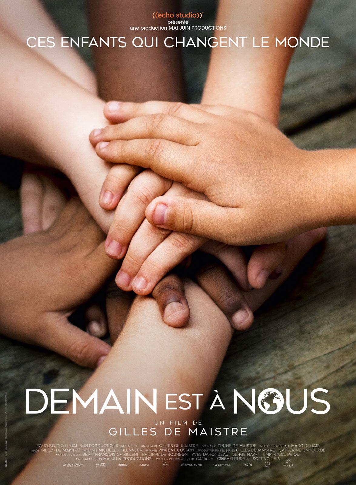 Demain est à nous - L'album du film - Gilles De Maistre