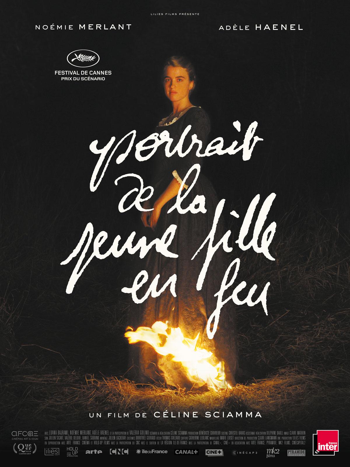 Les Hommes Du Feu Ddl : hommes, Portrait, Jeune, Fille, AlloCiné