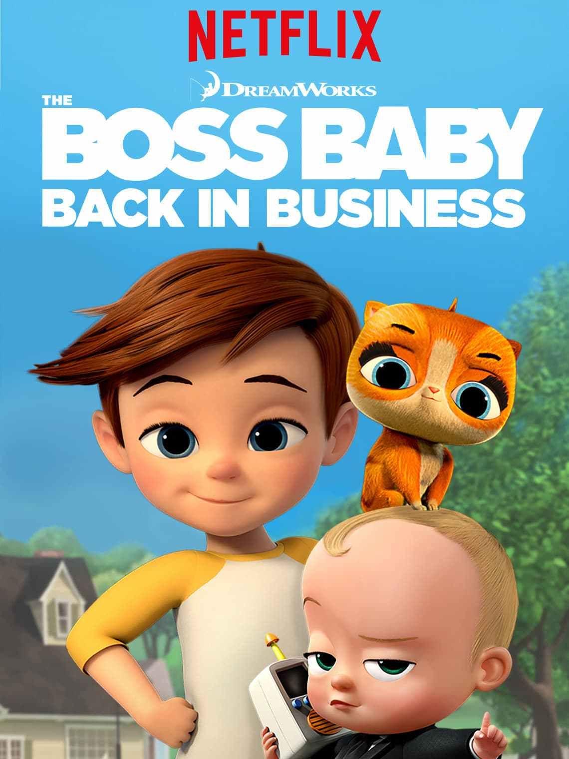 Baby Boss Les Affaires Reprennent : affaires, reprennent, Affaires, Reprennent, Saison, AlloCiné
