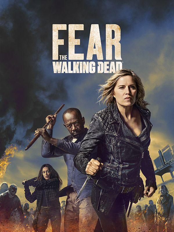 The Walking Dead Saison 6 : walking, saison, Casting, Walking, Saison, AlloCiné