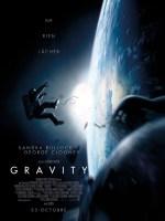 Affiche française de Gravity.