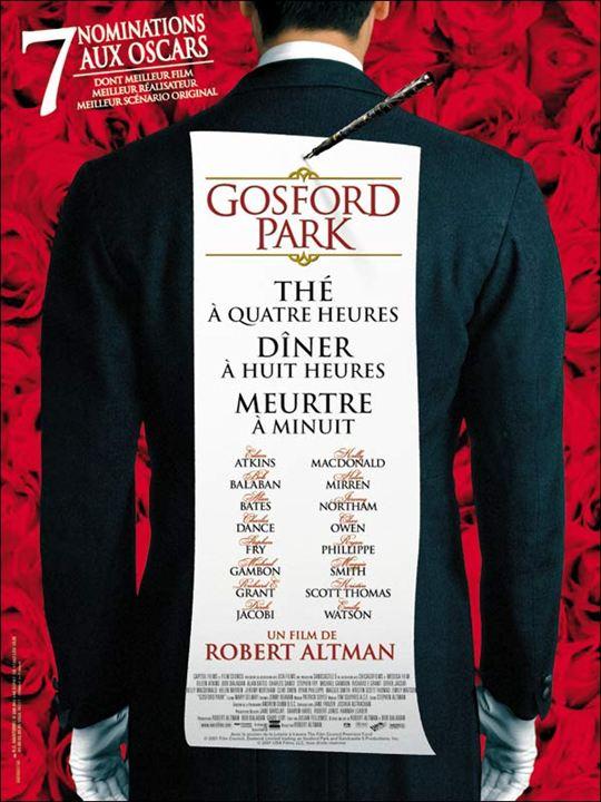 Gosford Park : affiche