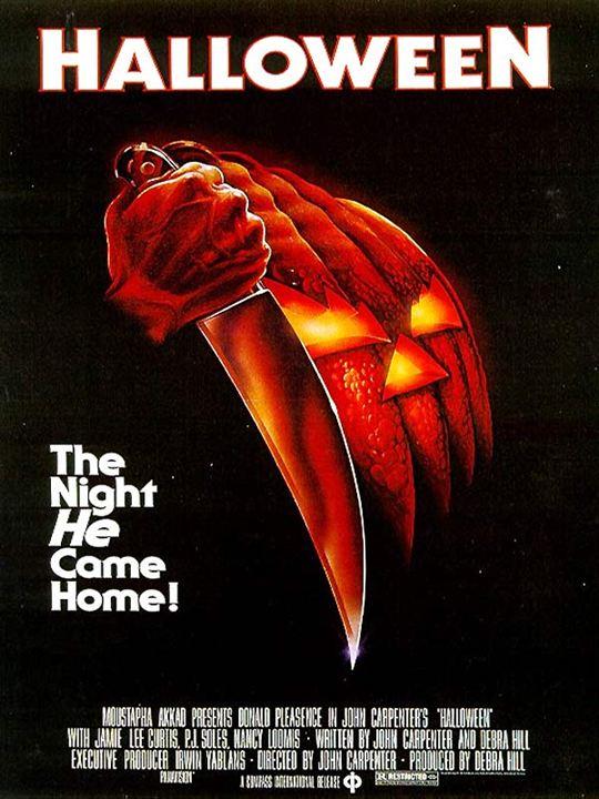 Halloween, La Nuit des masques : affiche