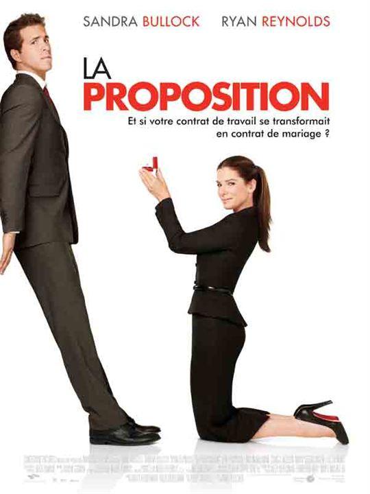 La Proposition : Affiche Anne Fletcher