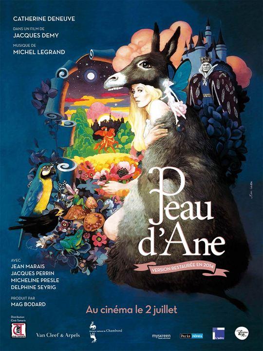 Affiche du film Peau d'âne - Affiche 1 sur 1 - AlloCiné