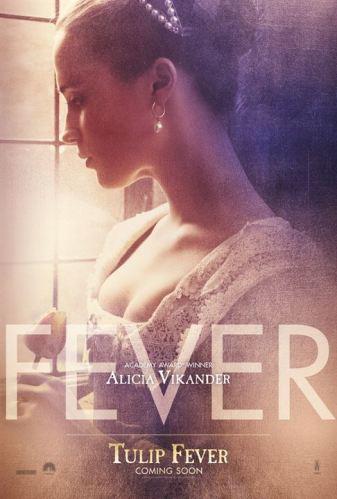 Tulip Fever : Affiche