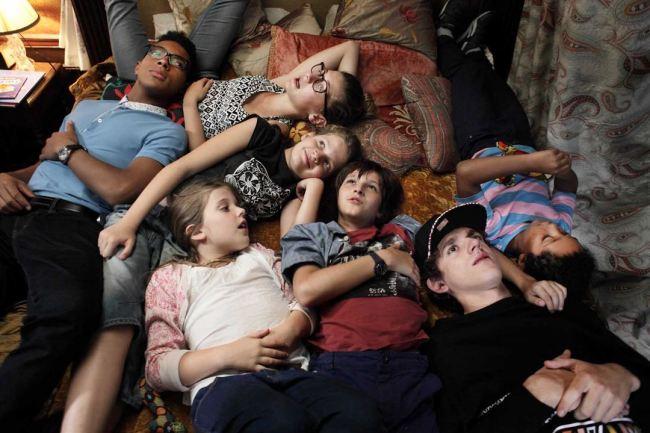 C'est quoi cette famille?! : Photo