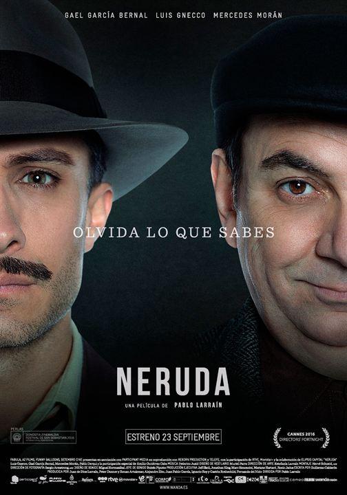 Neruda : Affiche