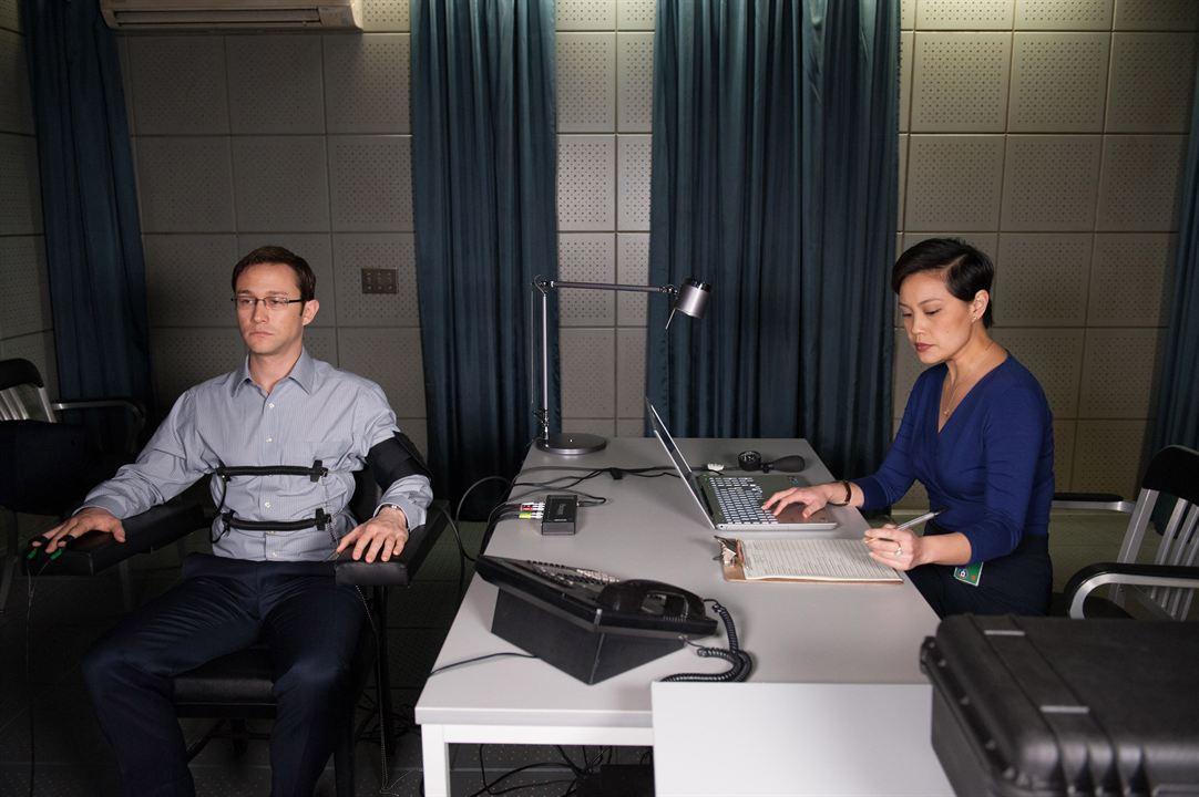 Snowden : Photo Joseph Gordon-Levitt
