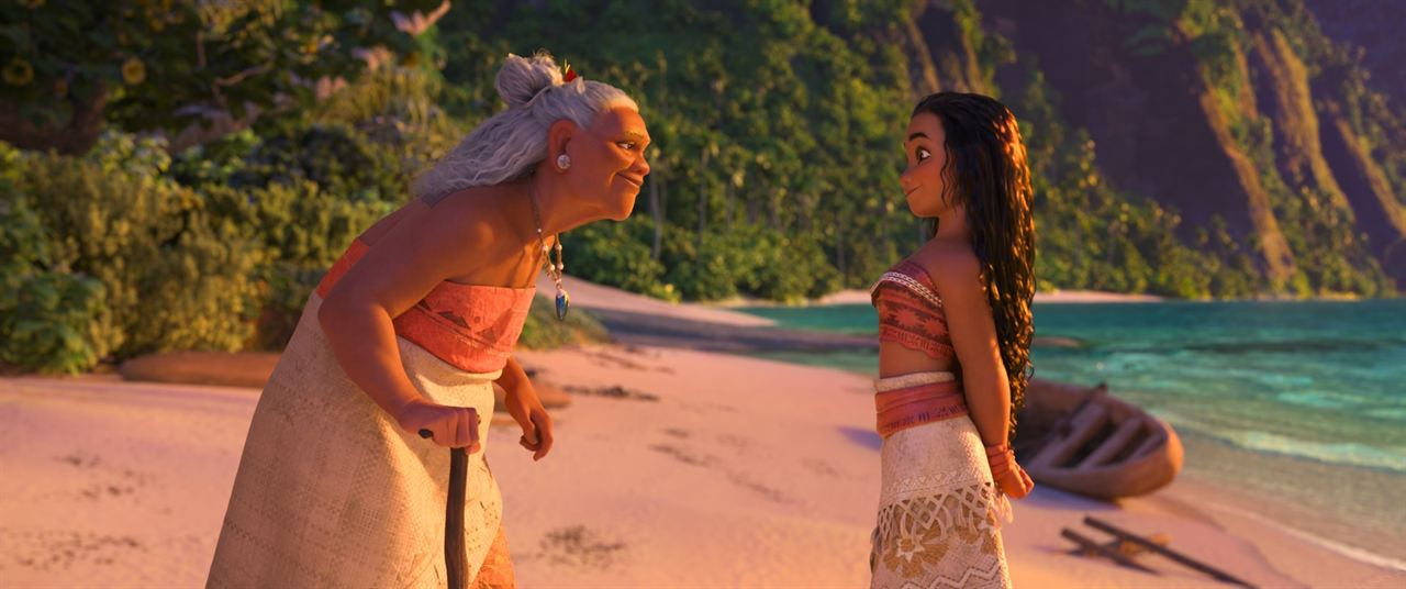 Vaiana, la légende du bout du monde : Photo