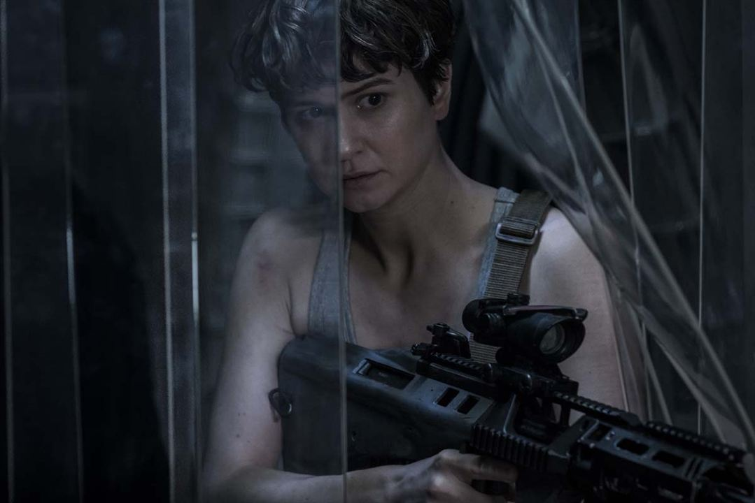 Alien: Covenant : Photo Katherine Waterston