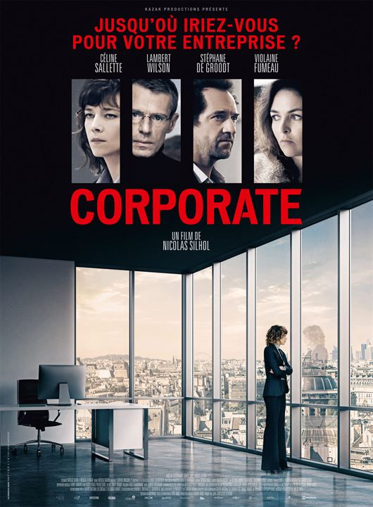 Corporate : Affiche