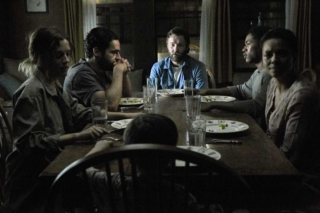 It Comes At Night : Photo Christopher Abbott, Joel Edgerton, Kelvin Harrison Jr., Riley Keough