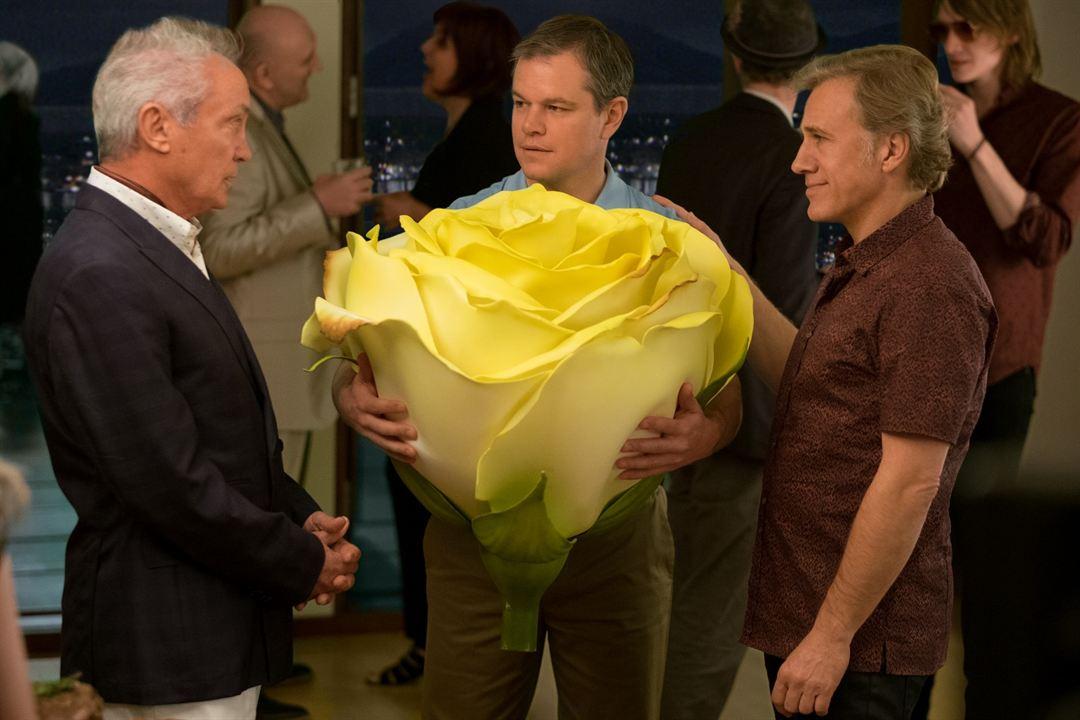 Downsizing : Photo Christoph Waltz, Matt Damon, Udo Kier