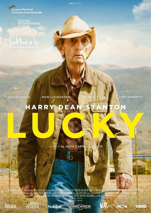 Lucky : Affiche