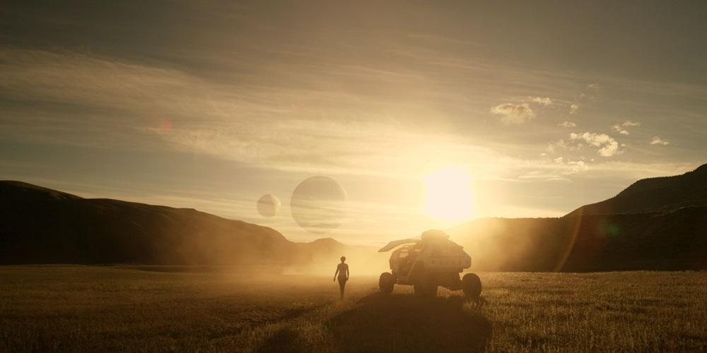 Perdus dans l'espace (2018) : Photo