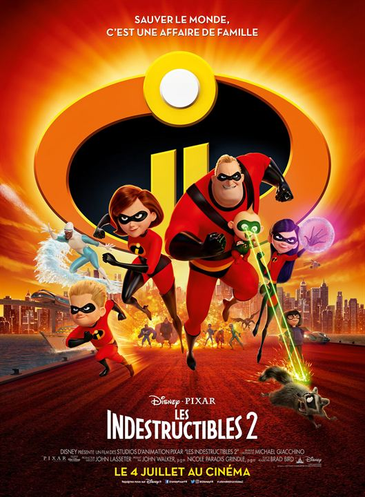 Les Indestructibles 2 : Affiche