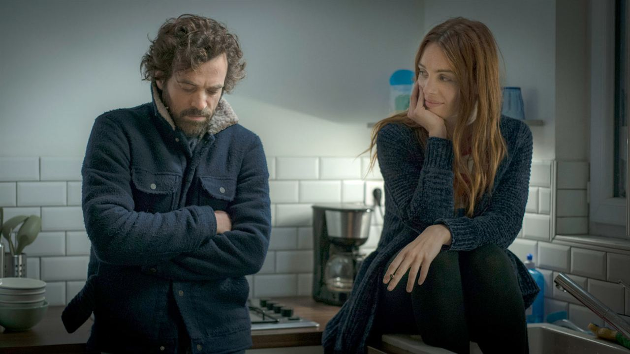 Nos batailles : Photo Laetitia Dosch, Romain Duris